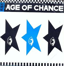 "Age Of Chance: Kiss 7"" Vinyl Single"
