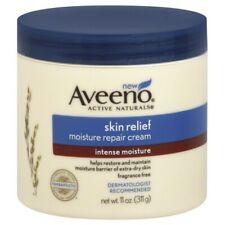 Aveeno Active Naturals Intense Moisture Repair Cream Skin Relief 11 oz 311g