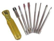 8 in 1 Multipurpose Screwdriver Kit DIY Line Tester - Extension Rod Tool Kit