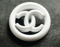 100% Authentic Chanel Button  1 pieces 💋💋💋💋 0,8 inch 22  mm
