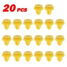 20pcs Door Trim Panel Moulding Plastic Retainer Push Rivet for Kia Rio 2001-11