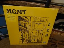 MGMT Little Dark Ages 2x LP NEW 180g vinyl + digital download