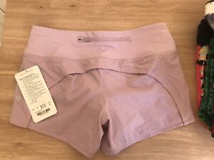 Lululemon Run Times Short II BNWT Size 4 (8)