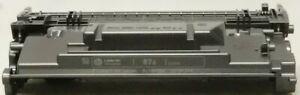 HP CF287A 87A USED Black Toner Cartridge Genuine Empties Lot Of 10