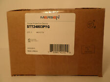 MERSEN Surge Protection STT24803PYG Surge Suppressor, 277/480V, 4 Wire, 3 Pole