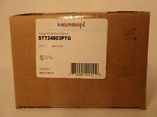 MERSEN Surge Protection STT24803PYG Surge Suppressor, 277/480V, 4 Wire, 3 Pole
