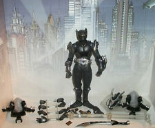 figma SP-030 Kamen Rider Dragon Knight (Ryuki) KAMEN RIDER ONYX (Ryuga) complete
