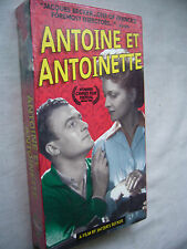 ANTOINE ET ANTOINETTE Antoine and Antoinette ENGLISH TITLES NTSC VHS SMALL BOX