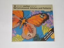 The New Anchor Book Of Canvaswork Stitches And Patterns. Reprint 1990.