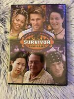 Survivor 5: Thailand [New DVD] Boxed Set, NTSC Format *small Rip*