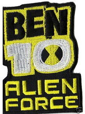 Ben 10 Alien Force Football Embroidery Iron on Cartoon Patch