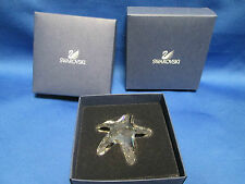 SWAROVSKI 2005 RENEWAL GIFT STARFISH 679350
