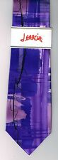 """NEW Jerry Garcia """"Wired Crossroads"""" Tie NWT Collection 57 Purple Cool Tie!"""