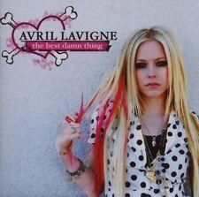 CD*AVRIL LAVIGNE**THE  BEST DAMN THING***NAGELNEU&OVP!!