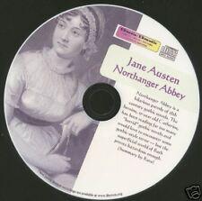 Jane Austen - Northanger Abbey  - audio book Mp3 CD