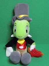 Pinocchio Peluche Jiminy Cricket Disney Disneyland Paris Disney soft plush toy