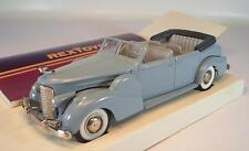 RexToys 1/43 Cadillac V16 (1938 - 1940) Torpedo blaugrau OVP #1552
