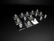 Warhammer EPIC 40,000 Imperial Guard Colossus Robots [Pack of 15 Stands].Plastic