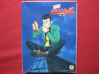 Lupin The 3rd Figure Rooftop Gunze Sangyo Resin Figure Model Kit Anime 3 Third