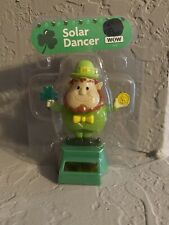 New Super Cute St. Patrick's Day Solar Dancing/Dancer Leprechaun