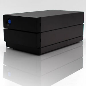 LaCie 2big RAID 4 TB, externe Festplatte, 3.5 Zoll, USB-C, Mac, PC - STHJ4000800