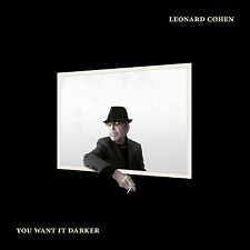 Leonard Cohen-you want it darker (1lp) VINILE 2016 Columbia