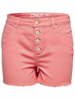 96/7 NEU ONLY Damen Jeans Short Hotpant onlPAIGE HW COLOURED SHORTS PNT Gr.38