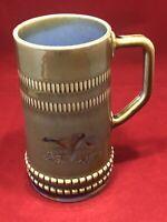 "Vintage Wade Irish Porcelain Tall 22 oz. Mug Flying Duck Made in Ireland 6.5"""