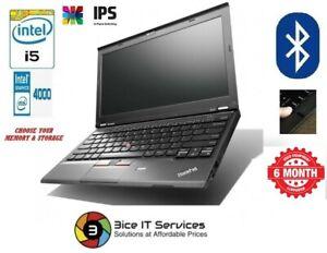 Lenovo ThinkPad X230, Core i5-3rd Gen, 12.5 IPS SCREEN, 9 Cell, 6 MONTH WARRANTY