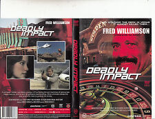 Deadly Impact-1984-Fred Williamson-Movie-DVD