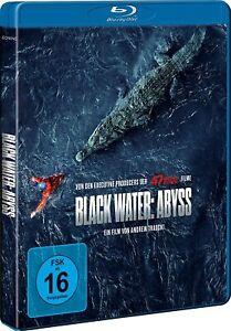 Black Water - Abyss [Blu-ray/NEU/OVP] Survivalthriller vom Macher des originalen