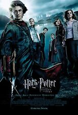 Harry Potter - Goblet of Fire -  Movie Poster 34 in x 22 in - Fast Shipping