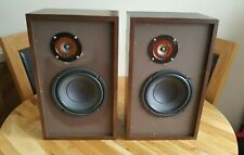 Vintage Bose Interaudio Model 2000 HiFi Speakers with Bolivar Drivers