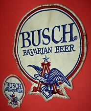 Anheuser Busch Bavarian Beer Employee Driver Vintage Patch