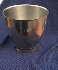 Kenwood Chef Stainless Steel Mixing Bowl Part No. 15000 made in England