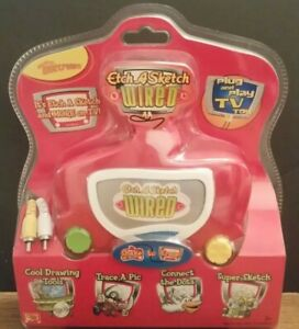 Etch A Sketch Wired #51300 - 2004 New!