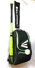 Easton Game Ready Backpack & S500 Bat Combo
