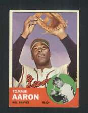 1963 Topps #46 Tommie Aaron EXMT/EXMT+ RC Rookie Braves 89649