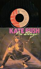 KATE BUSH 45 TOURS HOLLANDE ON STAGE