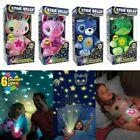 Star Belly Dream Lites Kuscheltier Nachtlicht Schimmernde Projektor Spielzeug DE <br/> Weihnachtsgeschenke für Kinder,