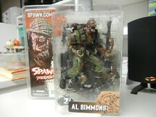 Al Simmons Spawn Series 23 Mutations Action Figure Sealed McFarlane Toys New