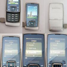 CELLULARE SAMSUNG SGH E840 GSM SIM FREE DEBLOQUE UNLOCKED