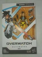 "Overwatch Ultimates Series, Tracer 6"" Collectible Action Figure (11d)"