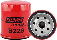 Engine Oil Filter Baldwin B228