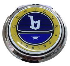 Bertone Colour Design Car Grille Badge - FREE FIXINGS