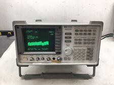 CALIBRATION SERVICE for HP Agilent 8565E 8564E EC Spectrum Analyzer 40  50 GHz