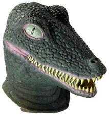 Deluxe Crocodile Mask Halloween Accessory