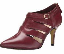 Bella Vita Women's Dylan, Burgundy Leather 8.5 N US