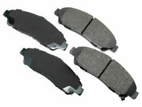 For 2010-2013 Acura ZDX Brake Pad Set Front Akebono 53953KR 2011 2012