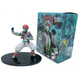 NEW Demon Slayer Kimetsu No Yaiba Akaza 15CM Action PVC Figure Toys BULK